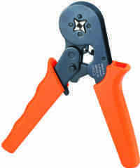 Casing crimping PLIER