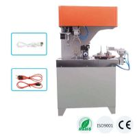 Fully Automatic 8 Letter Cable Wire Coil Winding Tying Machine WPM-40XL